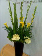 Fresh flowers for the office in Hampshire and Berkshire