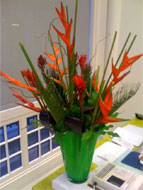Fresh Flowers for the office in Surrey