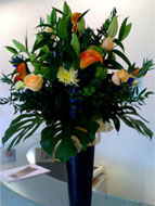 Fresh Flowers for the office in Sussex